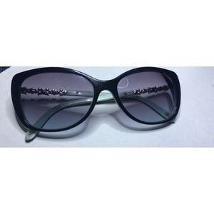 Tiffany & Co. Studded Sunglasses | tf 4103-h-b